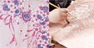 京都のれんをオーダー!手書きデザイン